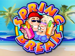 Play Spring Break Slots game Casumo