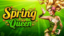 Play Spring Queen Slots game Novomatic