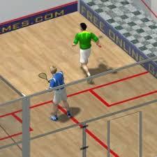 Squash Arcade game