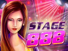 Stage 888 Slots game Red Tiger