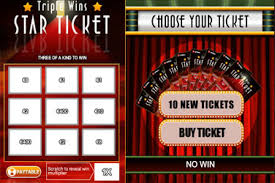Play Star Ticket Slots game Casumo