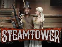 Play Steam Tower Slots game NetEnt
