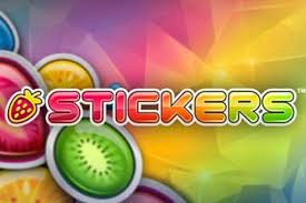 Stickers Slots game NetEnt
