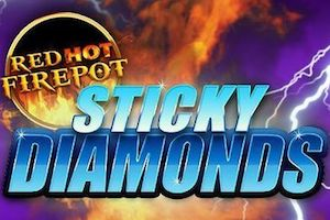 Play Sticky Diamonds rhfp Slots game Gamomat
