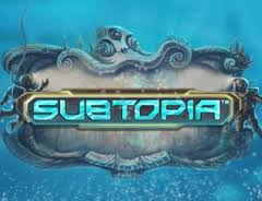 Play Subtopia Slots game NetEnt