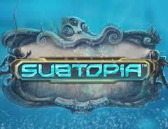 Subtopia Slots game NetEnt