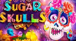 Play Sugar Skulls Slots game Booming Games