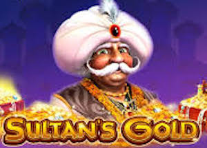 Play Sultans Gold Slots game Playtech