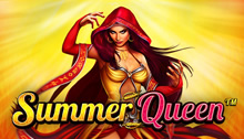 Play Summer Queen Slots game Novomatic