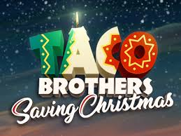 Play Taco Brothers Saving Christmas Slots game Vera & John