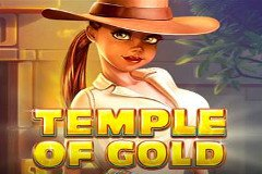 Temple of Gold Slots game Red Tiger