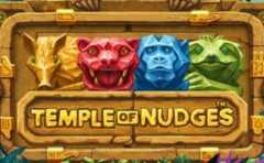 Play Temple of Nudges Slots game NetEnt