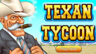 Play Texan Tycoon slot game RTG