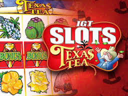 Texas Tea Slots game IGT