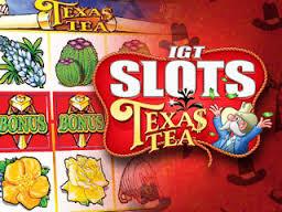 Texas Tea Slots game IGT