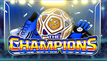 The Champions Slots game PragmaticPlay