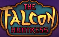 Play Falcon Huntress Slots game Thunderkick