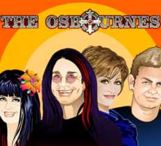 Play The Osbournes Slots game Microgaming