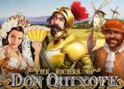 Play The Riches of Don Quixote Slots game Playtech