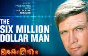 The Six Milion Dollar Man Slot