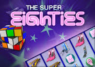 The Super Eighties Slots game Casumo