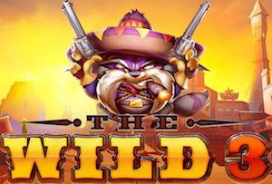 The Wild 3 Slots game Nextgen