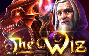The Wiz Slots game Elk Studios