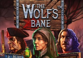 The Wolfs Bane Slots game NetEnt