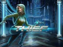 Play Thief Slots game NetEnt