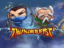 Play Thunderfist Slots game Casumo
