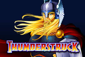 Thunderstruck Slots game Microgaming