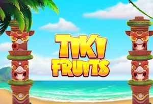Tiki Fruits Slots game Red Tiger