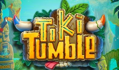 Play Tiki Tumble Slots game Push Gaming