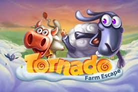 Play Tornado Farm Escape Slots game NetEnt