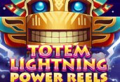 Totem Lightning Power Reels Slots game Red Tiger