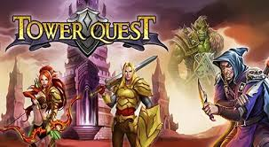 Tower Quest Slots game Casumo