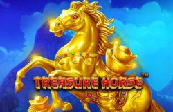 Play Treasure Horse Slots game PragmaticPlay