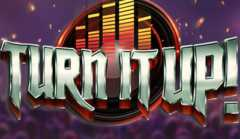 Turn it Up Slots game Push Gaming