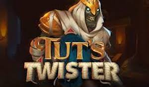 Tuts Twister Slots game Yggdrasil