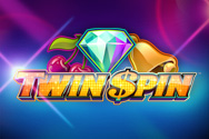 Play Twin Spin Slots game NetEnt