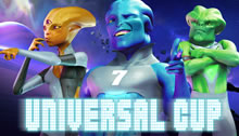 Universal Cup free Slots game