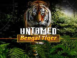 Play Untamed Bengal Tiger Slots game Casumo