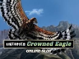 Play Untamed Crowned Eagle Slots game Casumo