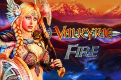 Valkyrie Fire Slots game WMS
