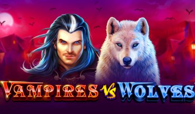 Vampires vs Wolves free Slots game