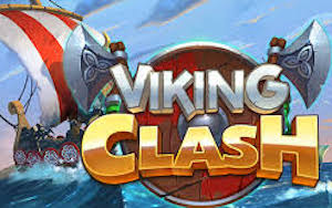 Viking Clash Slots game Push Gaming