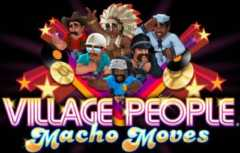 Play Village People Macho Moves Slots game Microgaming