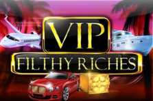 Play VIP Filthy Riches slot game Booming Games