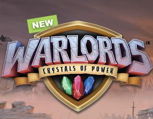 Play Warlords Crystals of Power Slots game NetEnt