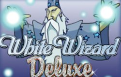 White Wizard Deluxe Slots game Eyecon